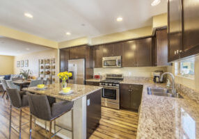 Modern kitchens in Torrance